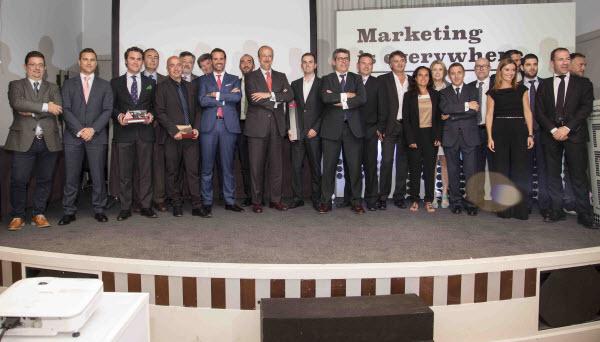 Empresas nominadas, patrocinadores y Junta Directiva del CMM.