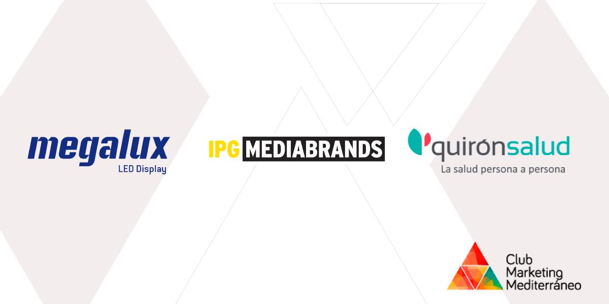 Megalux, IPGBrandMedia y Quirónsalud, nuevos socios del Club